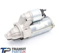 FORD TRANSIT MK8 AND CUSTOM STARTER MOTOR 2.2 FWD RWD 2014 ON O.E