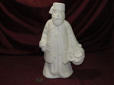 Ceramic Bisque Greek Old World Santa Claus U-Paint Ready to Paint Christmas