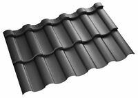 Dachplatten, Wellblech |Arad Premium 0,5 Purmat 50µm Einzelnmodul (0,378 m2)