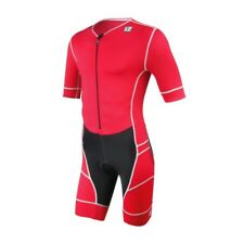 DeSoto Men's Mobius Short Sleeve Tri Suit - 2020
