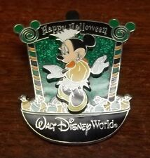 Disney Pin - WDW - Happy Halloween 2007 Candy Characters - Minnie Mouse, LE 2000