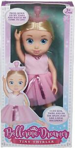Tiny Twirler - Ballerina Dreamer Doll Pink