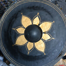 100 cm Large Nipple gong- Temple Gong From Nepal- 39 inch best resonance sounds