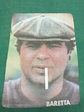 Vintage Baretta T-shirt Robert Blake Our Gang Cigarette Smoking TV Show NYPD Cop