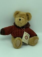 "Boyds Bears Goldie McPunkin 10"" Plush #904322 Retired 2004 Nwt Hoodie"