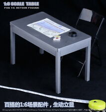 1/6 Scale Furniture Table Desk for 12 inch Action Figure Solider Toys Military