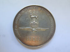 ARMY & ROYAL AIR FORCE INTER UNIT TEAM CHAMPS BOXING ASSOC INDIA SILVER c1923