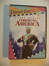 "Coming to America DVD 2009 'I Love the 80's"" Edition"