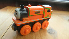Thomas Tank Engine & Friends Wooden Train BILLY - LEARNING CURVE ETC POST DISCS