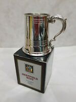 Sheffield Mint Fine English Hand Crafted Pewter Tankard - Boxed
