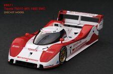HPI #8571 Toyota TS010 1992 SWC #7 1/43 model GT-One