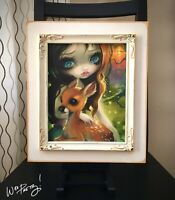 JASMINE BECKET GRIFFITH Brother & Sister 8x10 Limited Edition Canvas First #1/25