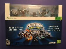 Skylanders Swap Force * Dark Edition * Starter Pack (Xbox 360) NEU