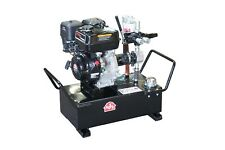 Tooltuff Gas Power Portable Hydraulic Pack Pump System 10 Gal 7 Gpm 1350 Psi
