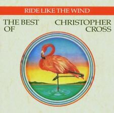 CHRISTOPHER CROSS THE VERY BEST OF RIDE LIKE THE WIND CD POP ROCK NEW