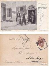 # TREVISO: 1903- S.M. LA REGINA ELENA VISITA LA PIA CASA DEI CRONICI