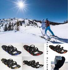 Allround Schneeschuhe ALPINE GLIDER 65 x 21 cm Schneewandern Schneeschuhwandern