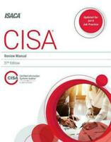 CISA Review Manual by ISACA Edition 2019 5Second Delivery[E-B OOK]