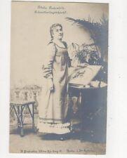 Stella Hohenfels Schmetterlingsschlacht Austria Actress RP Postcard 373a
