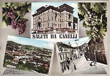 #CANELLI: SALUTI DA
