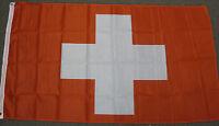 3X5 SWITZERLAND FLAG SWISS FLAGS EUROPEAN NEW EU F217