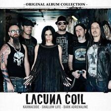 Original Album Collection (Ltd.3CD Edition) von Lacuna Coil (2014)