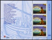 Portugal Azores 446a sheet,MNH.Mi Bl.17. EUROPE CEPT-1997.Legend of 7 Cities.