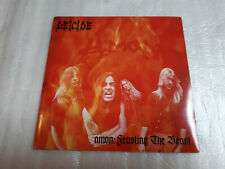 DEICIDE - Amon: Feasting The Beast CD First Press 1993   Morbid Angel Sinister