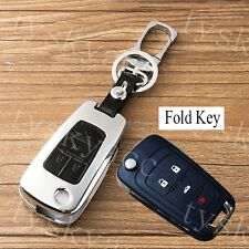 Key Case Holder Fob Bag Box Cover Fit For Chevrolet Malibu 2013-2018 Accessories