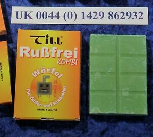 Refleks Diesel Stove cleaning Tablets Heater/Cruiser/Sailing/Boats/Yachts/Tablet