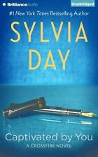 Captivated by You (Crossfire), Day, Sylvia, New Book