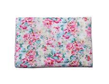 Indian Floral Block Print 100% Cotton Fabric Running Cloths
