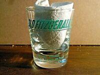 Vintage Old Fitzgerald Kentucky Straight Bourbon Whiskey Shot Glass
