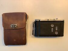 Vintage BALDA Baldalux Medium Bellows 120 Film Camera in Case