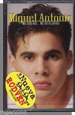 Miguel Antonio - Mi Sueno Mi Realidad - New 1996 Spanish Cassette Tape!