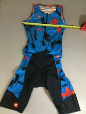 Pactimo Mens Size Medium M Tri Triathlon Suit (6910-56)