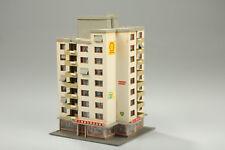 N und ggf. auch für H0 geeignet: hübsches Kibri Hochhaus Schmutz/Mängel