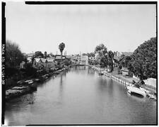 Venice Canals,Community of Venice,Los Angeles,Los Angeles County,CA,HABS,3 7178