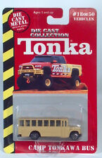"Tonka Camp Tonkawa Bus Ford B Series Conventional 3"" Scale Model Rare Error"