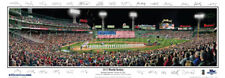 Fenway Park 2013 WORLD SERIES MAJESTY Boston Red Sox Panoramic Poster w/26 Sigs!