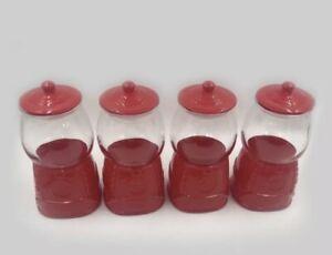 All 4 Jars - target bullseye playground gumball Valentines Day Decor Free Ship🎯