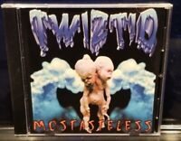 Twiztid - Mostasteless CD Fetus Cover insane clown posse house of krazees hok