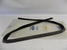 New OEM 1991-1996 Ford Escort SEDAN Left Upper Channel Seal Part F4CZ-5825767-A