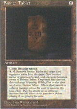 FBB Korean Bronze Tablet ~ Moderately Played 4th Edition Fourth Foreign Black Bo