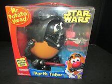 STAR WARS MR POTATO HEAD DARTH TATER MIX N MATCH FUN PLAYSKOOL AGES 2 AND UP NIB