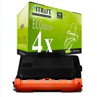 4x MWT Eco Cartucho Compatible para Brother HL-L-6400-DWT HL-L-5100-DNTT