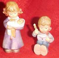 1999 Goebel Berta Hummel Figurine Set of 10 Different Figurines Brand New