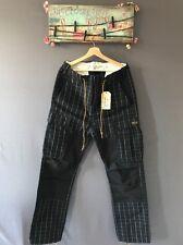 NWT $350 BURTON  NEIGHBORHOOD MIL-BDU Pant Black Size M
