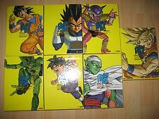 DragonBall Z Dragon Box Vol. 1 2 3 4 5 6 7 1-7 DVDs Complete Excellent Condition