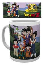 DRAGONBALL Z Mug - 30TH ANNIVERSARY - Official Licensed Anime ceramic mug MG1308